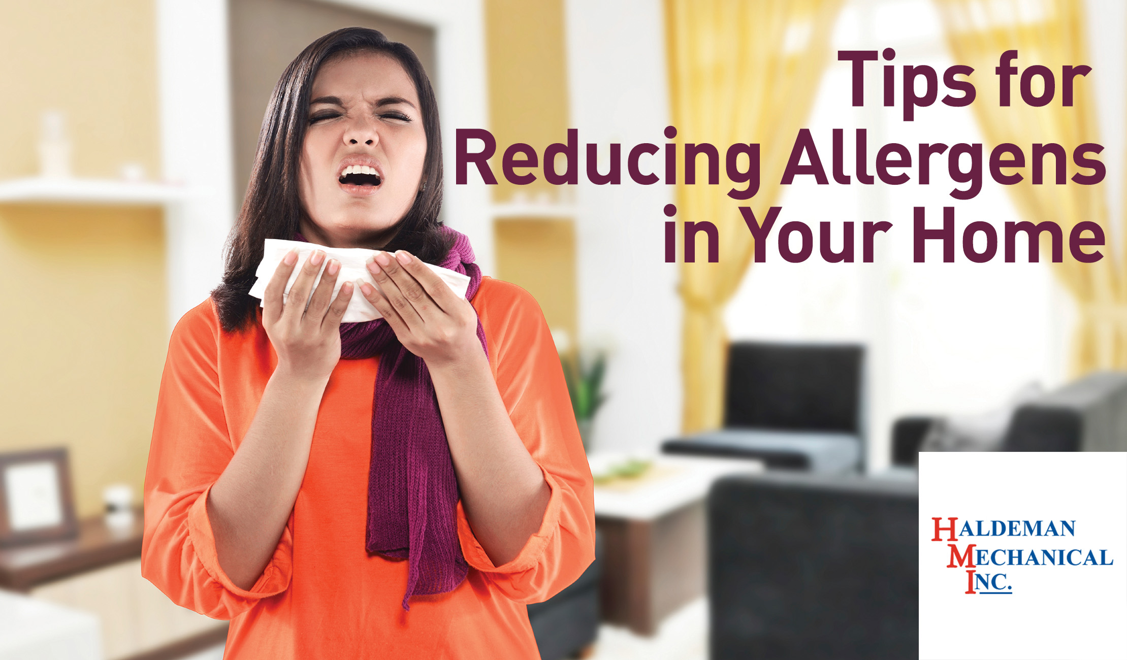 Tips For Reducing Allergens In Your