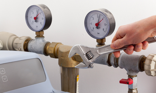 Proper water conditioning can extend the life of your main plumbing system